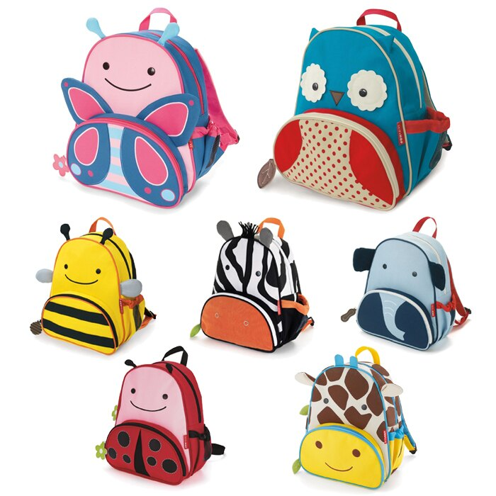 《★美國SKIP HOP 》Zoo兒童後背包 全新正品 美國代購 平行輸入 溫媽媽