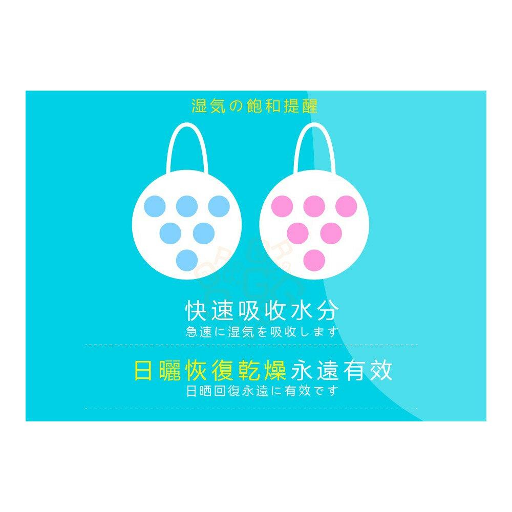 ORG《SD1170a》台灣製~矽晶水玻璃 可重複使用 永久除濕袋 除濕包 除濕劑 除溼袋 除溼包 衣櫥衣櫃 臥室 環保 6