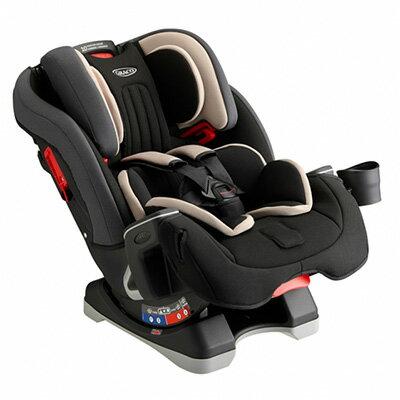 GRACO MILESTONE? 長效型嬰幼童汽車安全座椅-灰【悅兒園婦幼生活館】