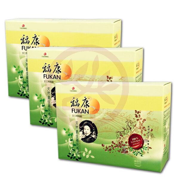 莊淑旂博士 福康(14g*21包)x3盒