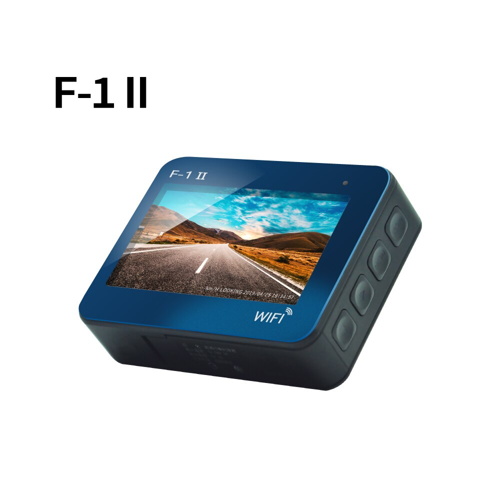 LOOKING F-1 II 機車行車記錄器 SONY鏡頭 WiFi 金電容 前後1080P GOGORO