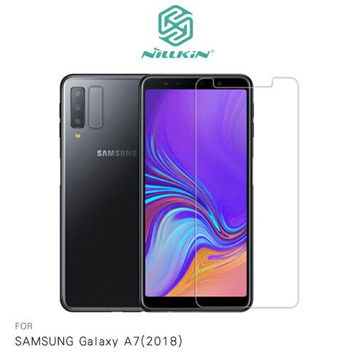 NILLKIN SAMSUNG Galaxy A7(2018) Amazing H 防爆鋼化玻璃貼 9H 保護貼