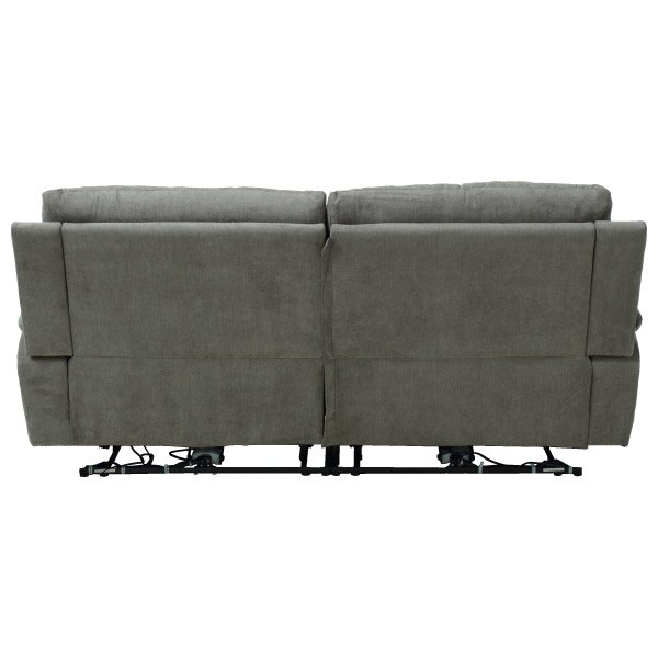 ◎布質3人用電動可躺式沙發 N-BEAZEL DBR NITORI宜得利家居 4