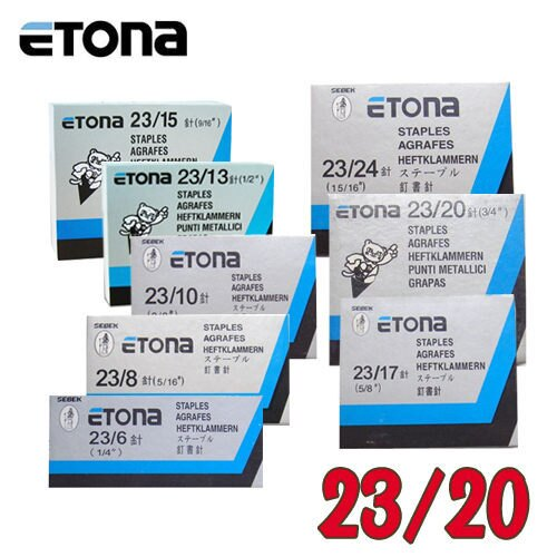ETONA 23  20 釘書針