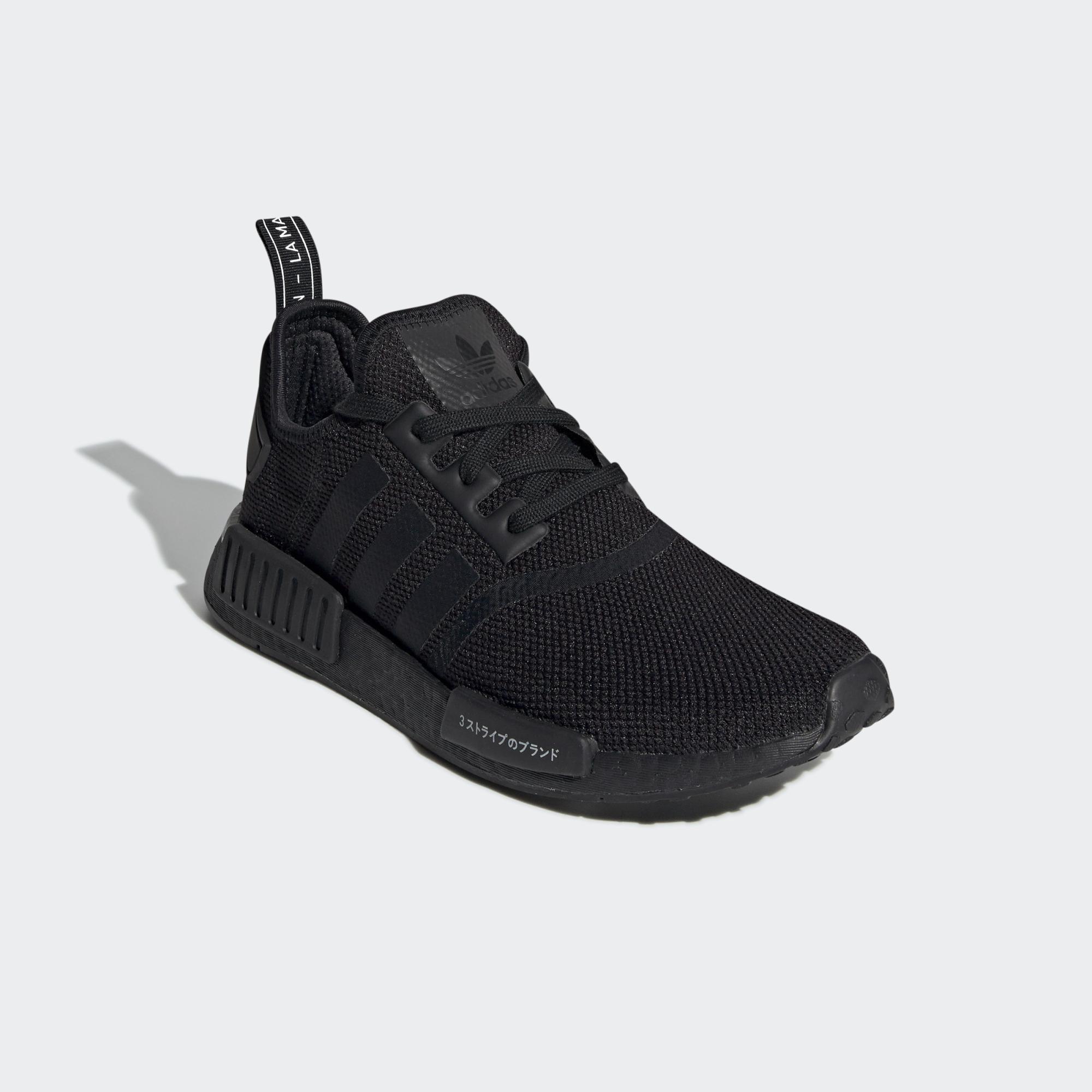 【ADIDAS】Original NMD_R1 黑色 男 休閒鞋 慢跑鞋 BD7754 (Palace store) 1