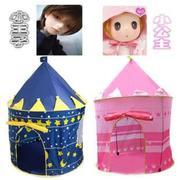 兒童公主王子遊戲帳篷(現貨+預購)