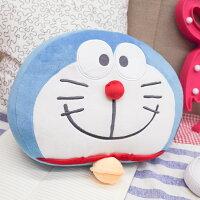 小叮噹週邊商品推薦PGS7 日本卡通系列商品 - 日貨 小叮噹 哆啦A夢 Doraemon Mocchi 頭型 娃娃 抱枕 (M號)【SJ2A80002】