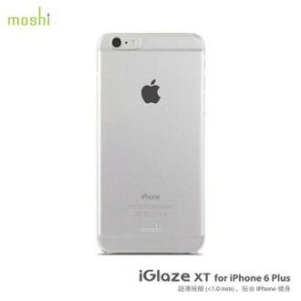 moshi iGlaze XT for iPhone 6 Plus (5.5吋) 超薄時尚保護背殼 (透明款)