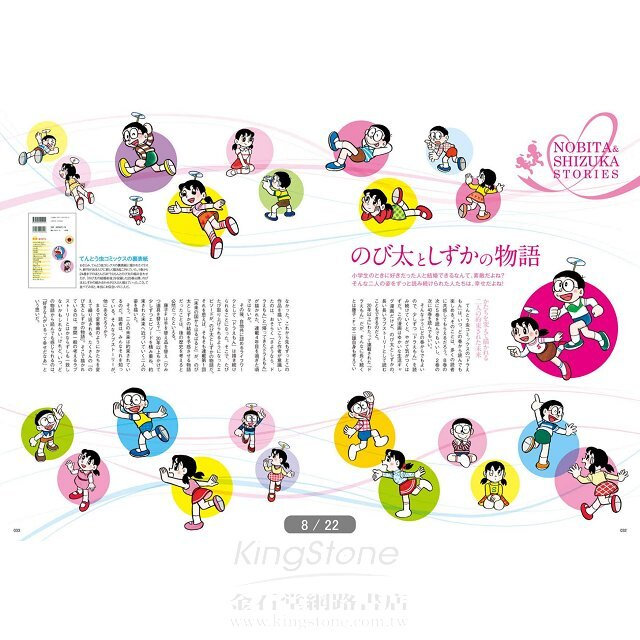 哆啦A夢與藤子.F.不二雄公式指南-哆啦A夢80週年紀念特刊 Vol.2 7