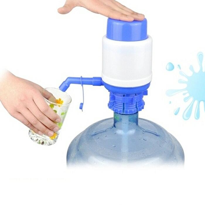 [Hare.D] 手動壓水器 露營 野餐 礦泉飲水機 水龍頭 純淨水桶 桶裝水 按壓抽水器 手壓式吸水器 壓按