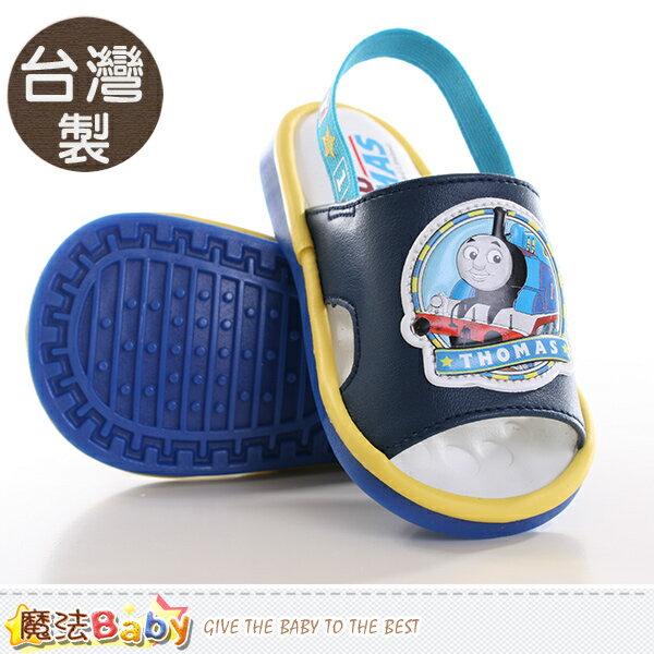 幼兒鞋 台灣製湯瑪士正版寶寶嗶嗶鞋 魔法Baby~sh9606