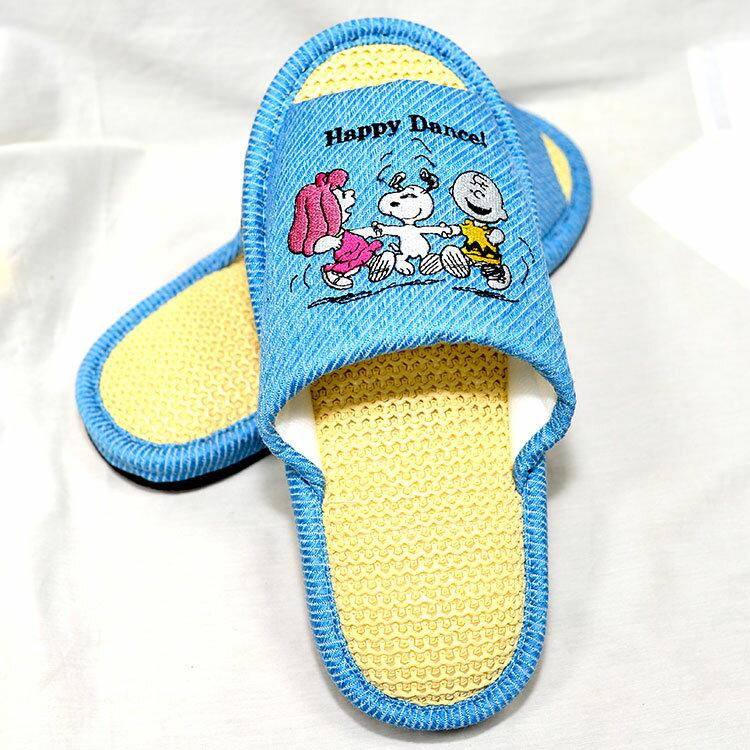 SNOOPY 史努比 涼爽透氣 室內拖鞋 日本帶回正版商品
