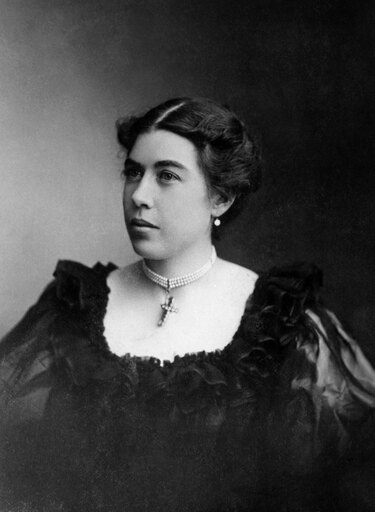Margaret Molly Brown N(1867-1932) NE Tobin The Unsinkable Molly Brown American Socialite Philanthropist And Activist Photograph C1900 Rolled Canvas Art - (24 x 36) a63e6515241b269a6edd5c3ec3f932dc