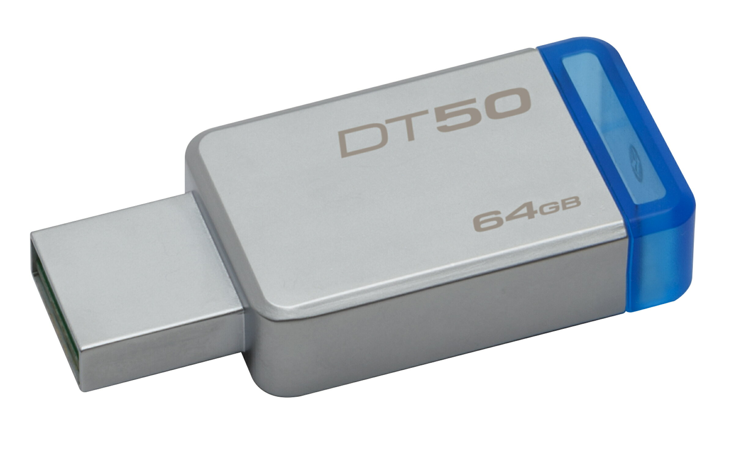 Kingston 64GB DataTraveler 50 64G DT50 USB 3.1 Gen 1 USB 3.0 110MB/s Flash Pen Thumb Drive DT50/64GB 2