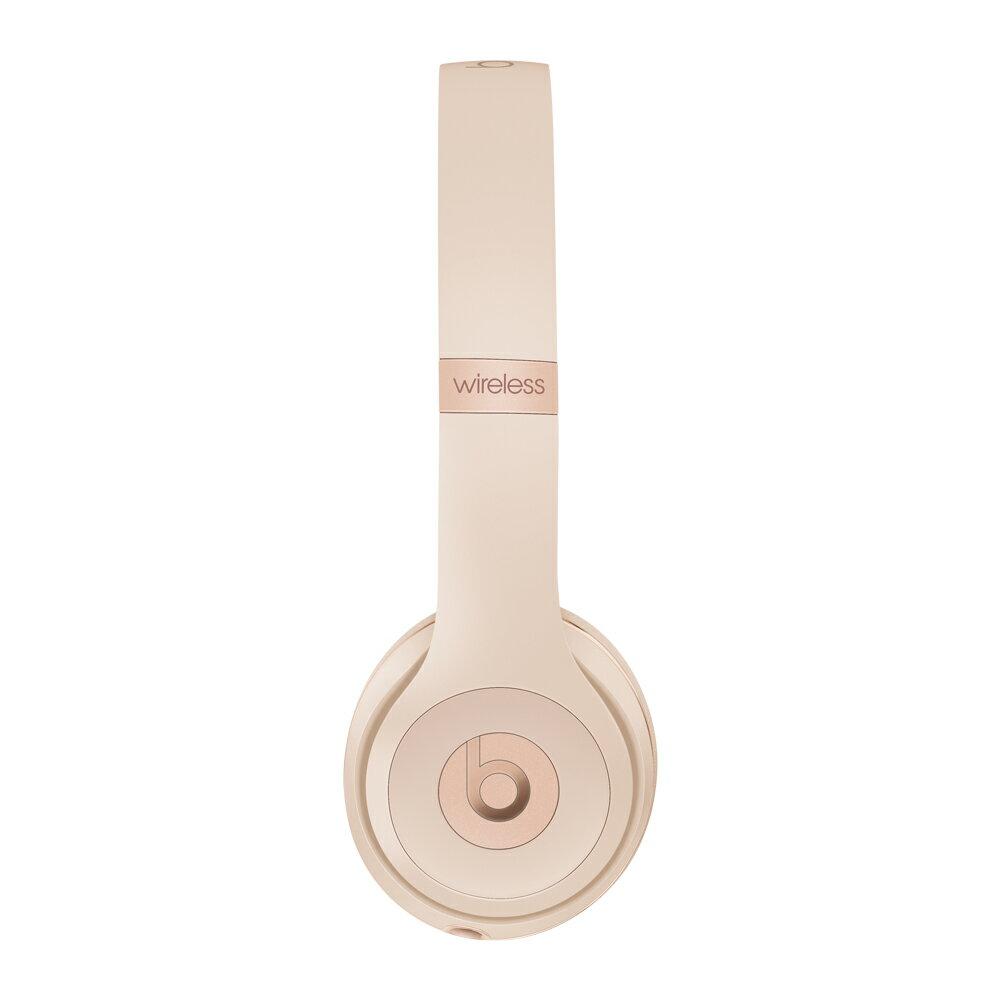 Beats by Dr. Dre - Beats Solo3 Wireless Headphones - Matte Gold 2