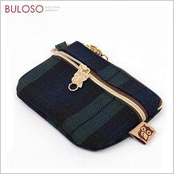 《不囉唆》Dollyclub經典格子雙層零錢包 鑰匙包/小物包/防水包(可挑色/款)【A428765】