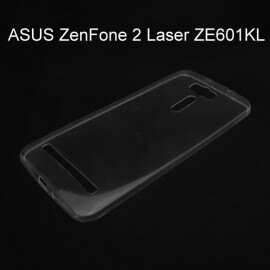 利奇通訊 超薄透明軟殼 [透明] ASUS ZenFone 2 Laser ZE601KL (6吋)