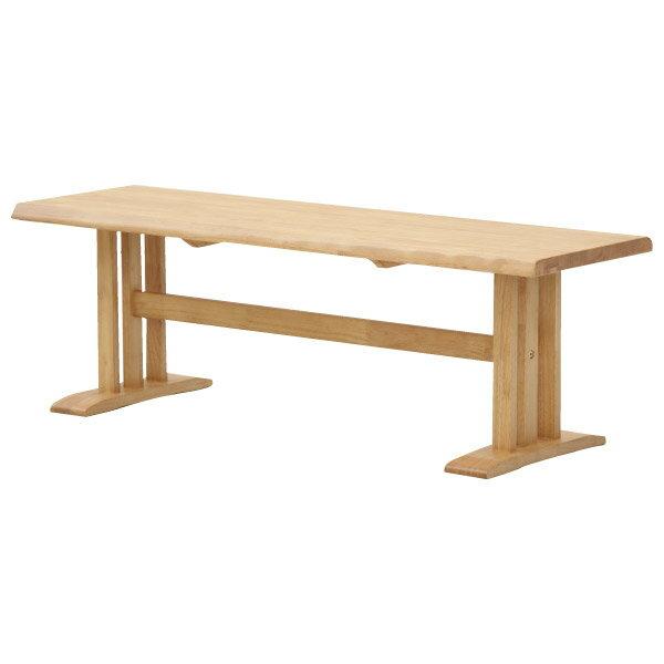 ◎(OUTLET)橡膠木質餐桌椅四件組 SAZANAMI 150 LBR 福利品 NITORI宜得利家居 4