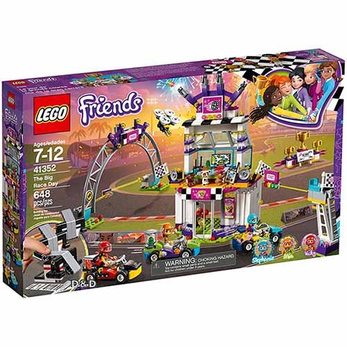 樂高LEGO 41352 Friends 姊妹淘系列 - 心湖城卡丁車大賽 - 限時優惠好康折扣