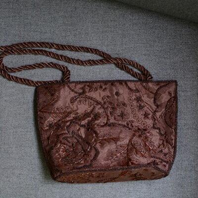 手提包串珠晚宴包-精美復古休閒百搭女包包73sn14【獨家進口】【米蘭精品】