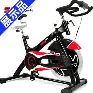 黑爵士23KG飛輪健身車(展示品)(6倍強度.23公斤飛輪車.室內腳踏車.推薦.哪裡買便宜)C165-023--Z