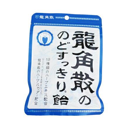 【敵富朗超巿】龍角散 袋裝喉糖 88g 有效日期:2018.09.30