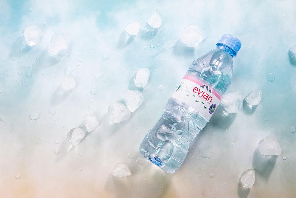 【Evian依雲】礦泉水500ml X24入