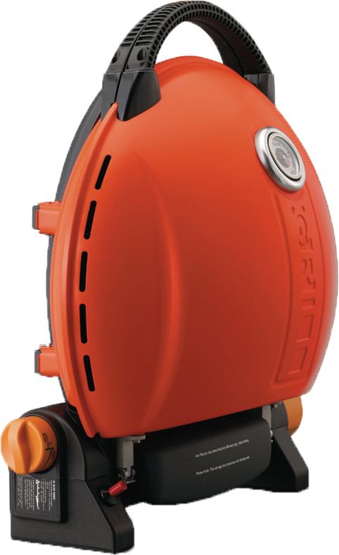 ├登山樂┤O-Grill 3500T型 美式時尚可攜式瓦斯烤肉爐-經典橘 #3500T