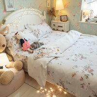 居家生活寢具推薦40支 天絲 床包 兩用被 床包組 [ 白露晨霜  ]  棉床本舖 好窩生活節。就在棉床本舖Annahome居家生活寢具推薦