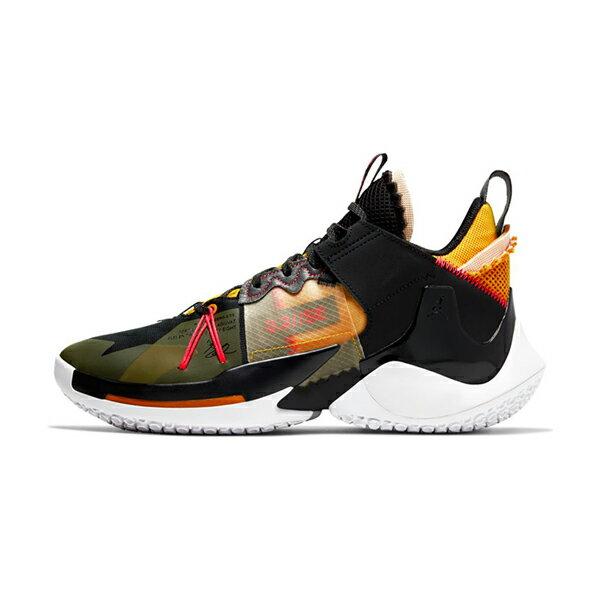 【NIKE】JORDAN WHY NOT ZER0.2 SE PF 籃球鞋 運動鞋 黑 黃 男鞋 -AV4126002 0