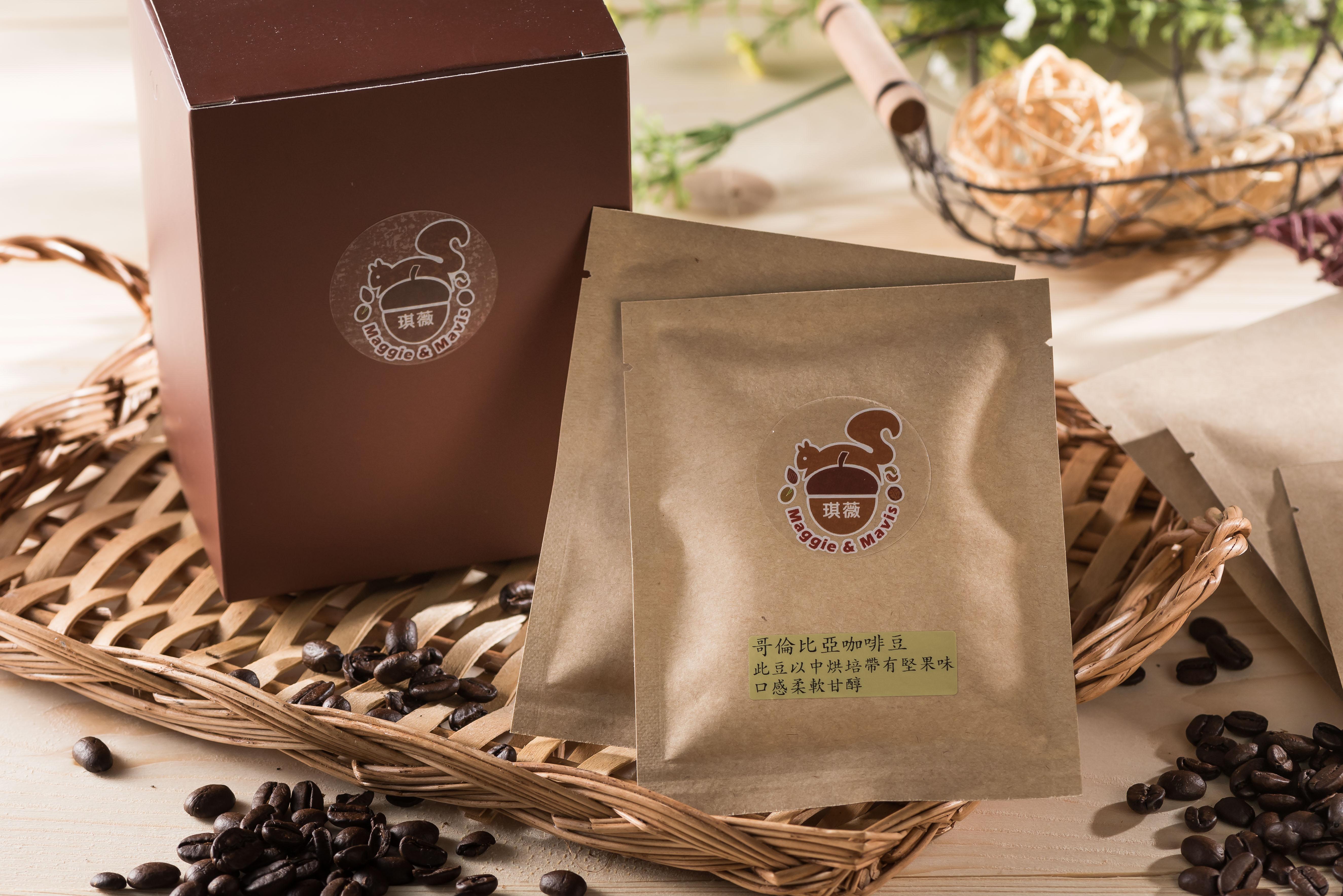 哥倫比亞咖啡 (10包/盒)