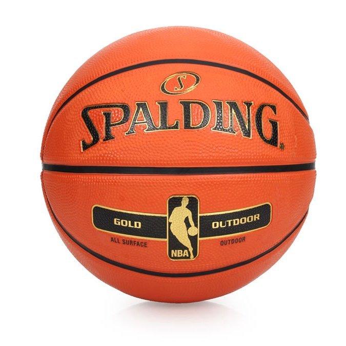 【登瑞體育】SPALDING NBA Rubber 7號籃球_SPA83492