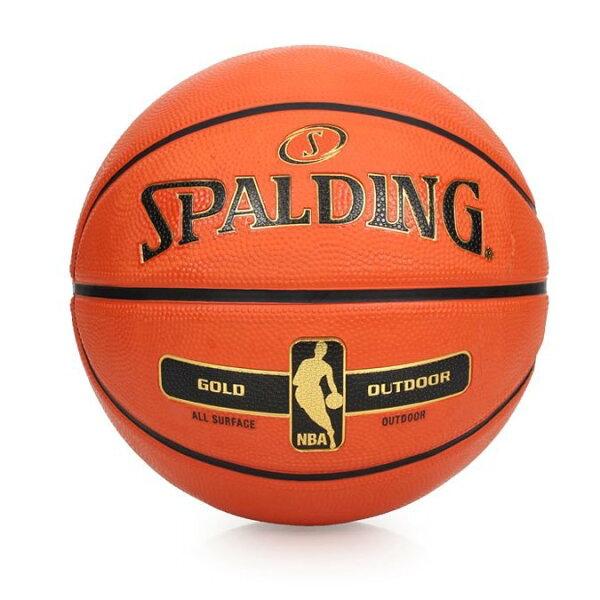 【登瑞體育】SPALDINGNBARubber7號籃球_SPA83492