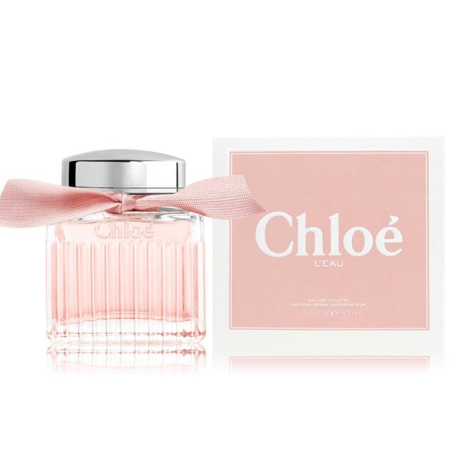 【Chloe】粉漾玫瑰女性淡香水50ml
