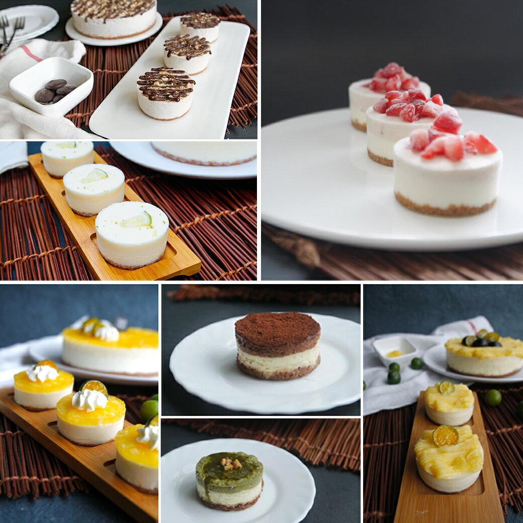 【透明烤箱】免運!! 6入經典禮盒組 乳酪蛋糕 甜點 下午茶 點心
