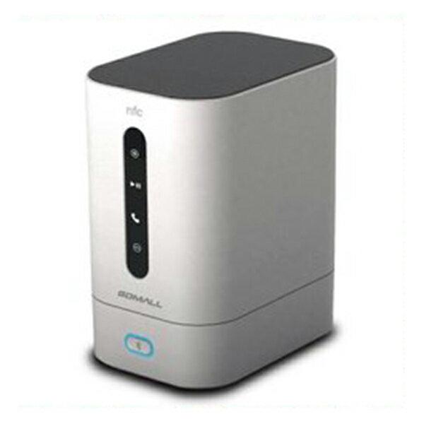 GDMALL NFC 馬卡龍360藍芽喇叭-銀白色 SP-13LSPEAKER **免運費**