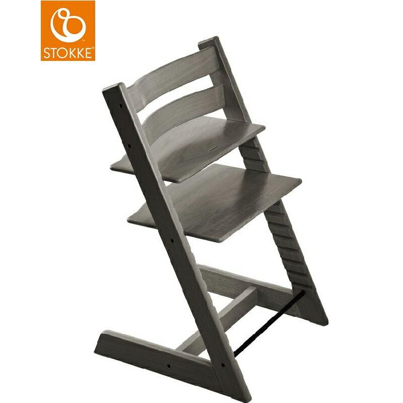 挪威【Stokke】Tripp Trapp 成長椅 / 餐椅(深灰) 0
