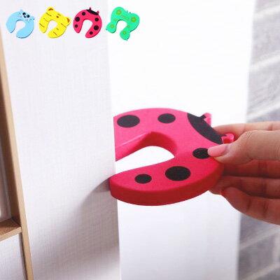 可愛卡通動物門檔- 安全門擋 寶貝兒童安全 安全用品 嬰兒用品 311 【SV1】快樂生活網