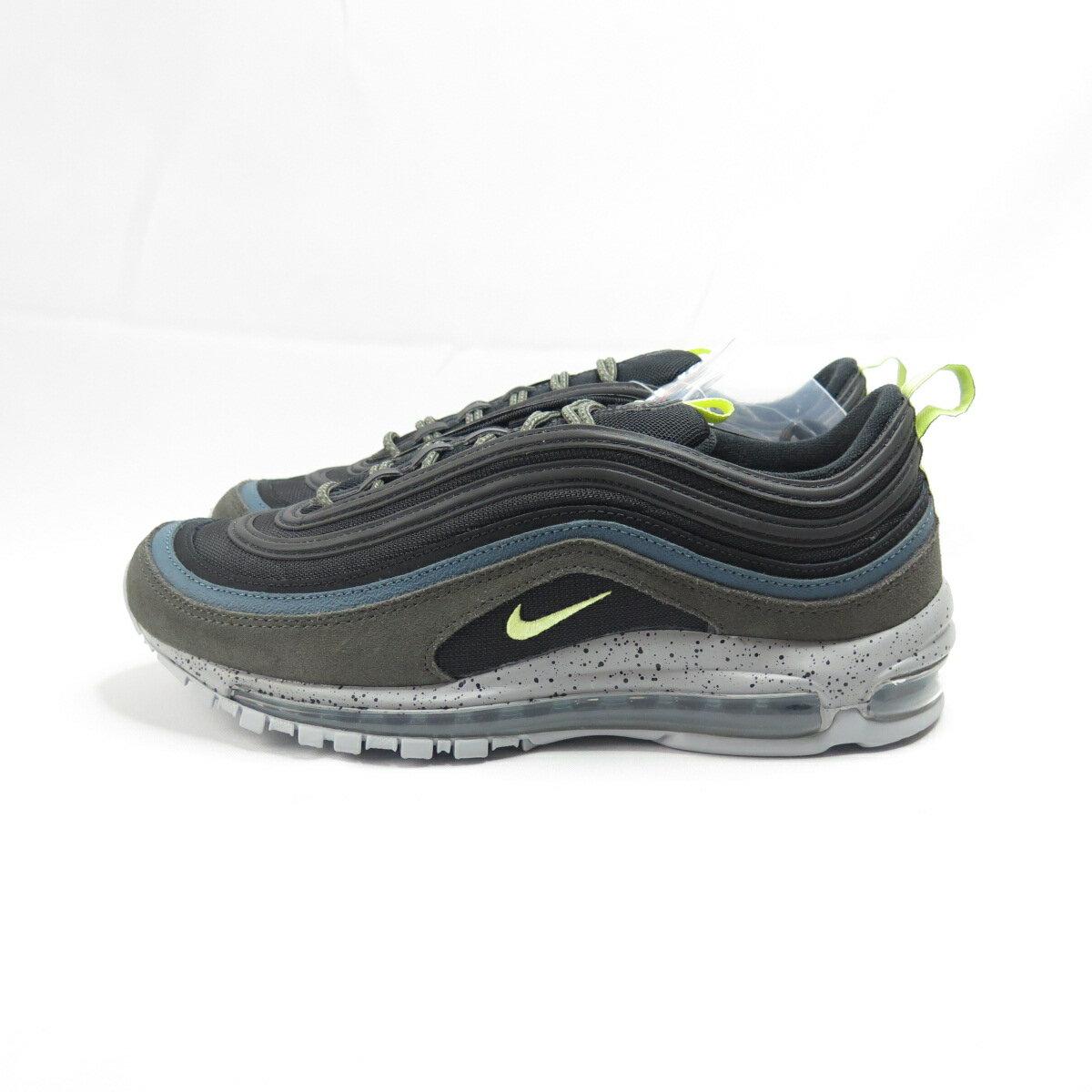NIKE AIR MAX 97 男款 休閒鞋 氣墊鞋 DB4611001 黑【iSport愛運動】