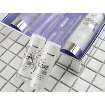 AHC 神仙水 + 透明質酸乳液 套裝 100ml+30ml 玻尿酸神仙水保養組合(4件)