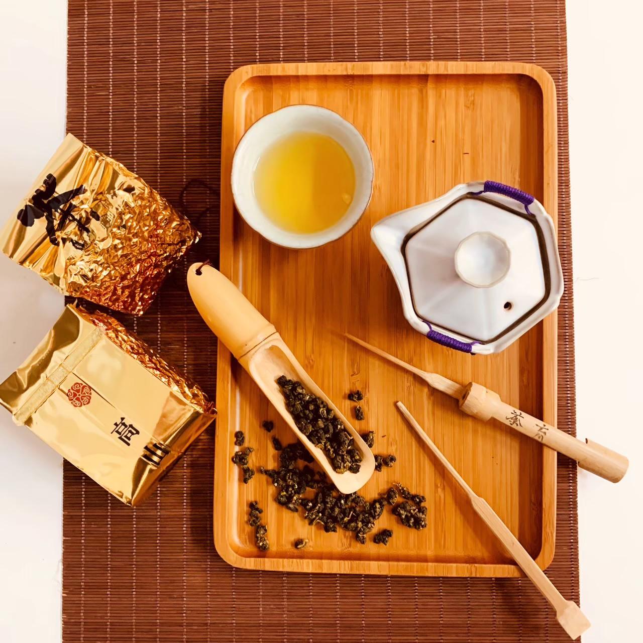 【太平製茶】功夫碳培烏龍茶