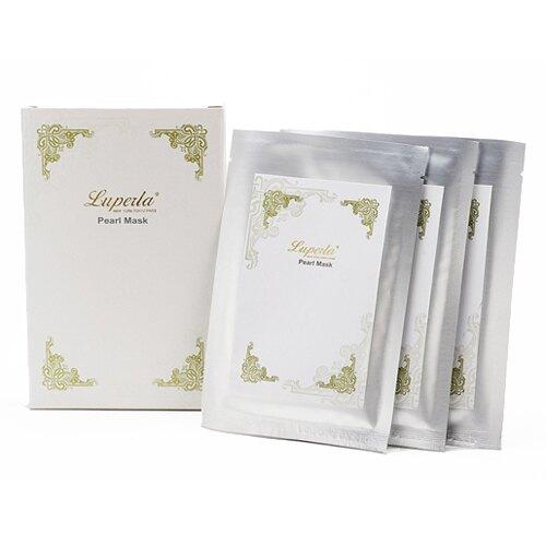 ●限時限量● 大東山Luperla 頂級珍珠粉4瓶裝(共320顆) 加送 珍珠面膜一盒 NT1888 1