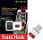 SanDisk Extreme Pro 32GB microSDHC 100MB/s A1 Class10 C10 U3 UHS-I 4K V30 667X 32G microSD micro SD SDHC Flash Memory Card SDSQXCG-032G + OEM USB 2.0 Card Reader 0