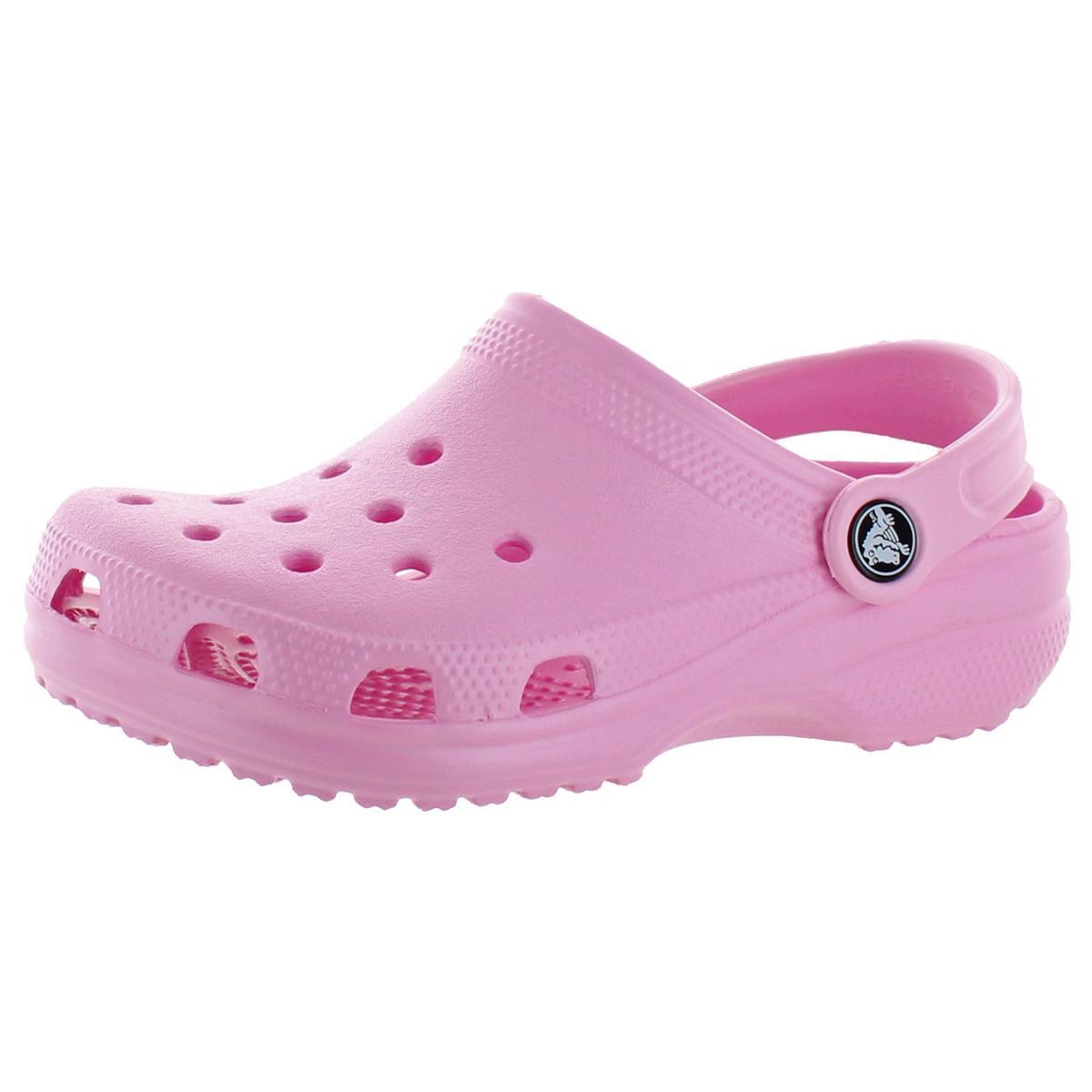 16a08e6955871 BHFO  Crocs Unisex Kids Classic Croslite Clog Shoes
