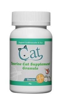 牛磺酸貓用心血管保健顆粒  Share1 Taurine Cat Supplement Granule/80g