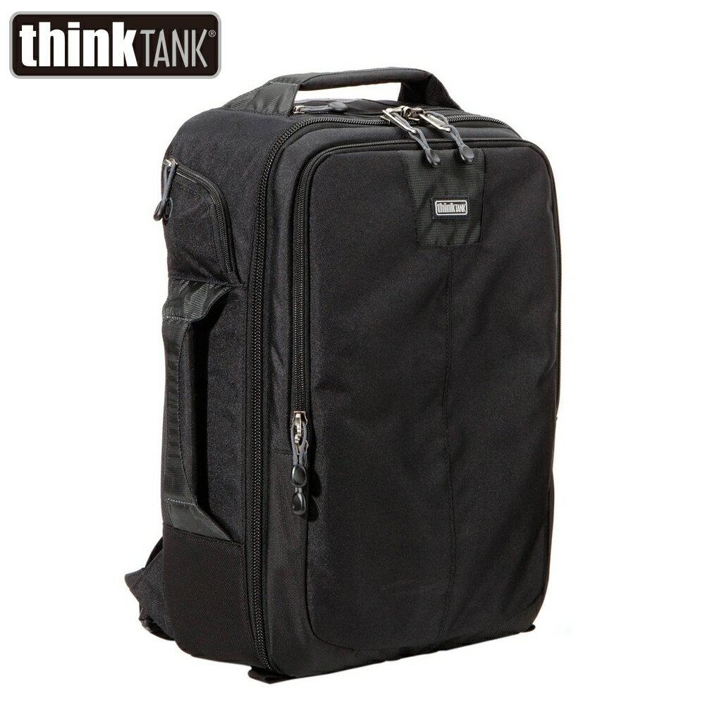 SHOPRO 購物行家 APP領券再9折 【thinkTank 創意坦克】Airport Essentials 輕量旅行後背包 TTP720483 公司貨