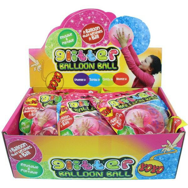 金蔥吹氣泡泡球 圓形泡泡球/一個入{促50} 魔術泡泡球~田BB5635V