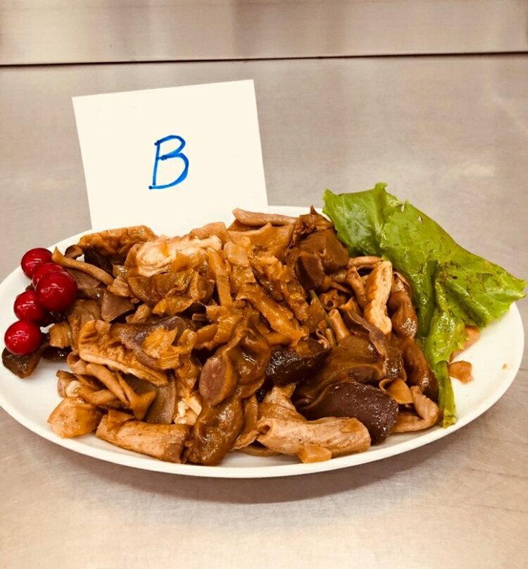 小春園滷味●B組綜合滷味(QQ脆脆腸組)豬大腸50公克/鴨脆腸4条/鵝腸80公克/雞胗3只/鵝胗1只