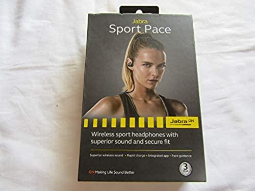 Smart Supply Jabra Sport Pace Wireless Bluetooth Earbuds Ln Rakuten Com