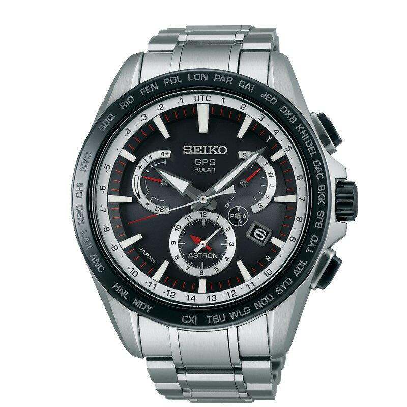 SEIKO ASTRON8X53不鏽鋼錶款/8X53-0AD0D/SSE051J1
